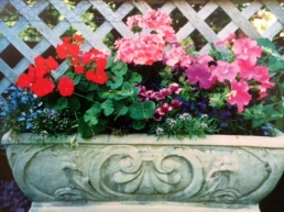 Garden Ornaments Trough